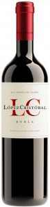 LOPEZ CRISTOBAL Tinto Roble 2018